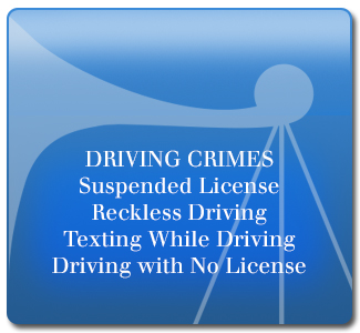 DUI Driving Crimes